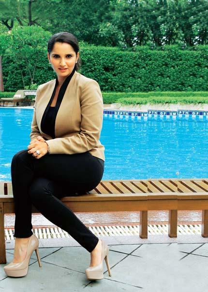 Andhra Pradesh First » Blog Archive » Personal agenda: Sania Mirza