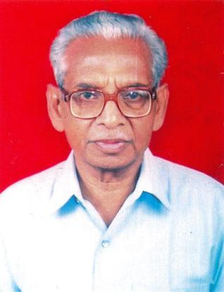 P.M. Rao, whose body was donated to Osmania Medical College. / The Hindu