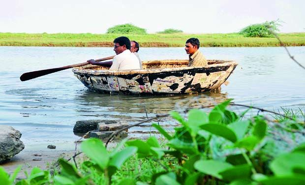 Putti boating has been introduced by Haritha Beach Resorts at Kakinada. (Photo: DC)