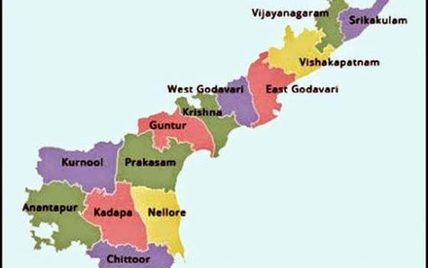 Welfare State Map Andhra Pradesh gets it...