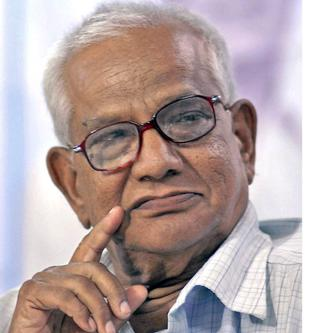 Chalasani Prasad was scheduled to attend Virasam's 45th anniversary meeting on Saturday evening.