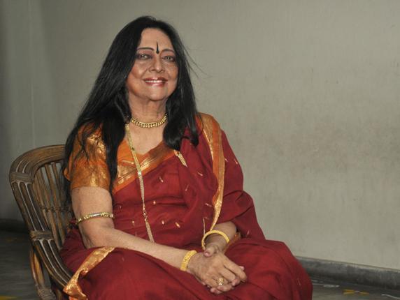 Yamini Krishnamurti Photo V.V. Krishnan