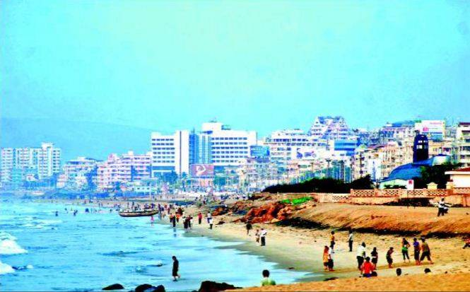 Crores of rupees have been earmarked by the Greater Visakhapatnam Municipal Corporation for revamp and conservation of the Port City's heritage structure