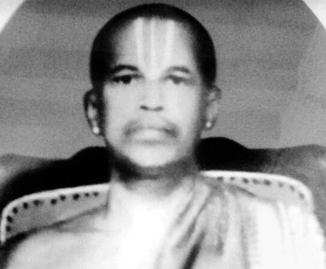 Multilingual scholar Kozhiyalam Satagopacharya