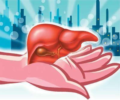 A matching liver from a brain dead patient was available and was allocated under Jeevandan scheme of AP