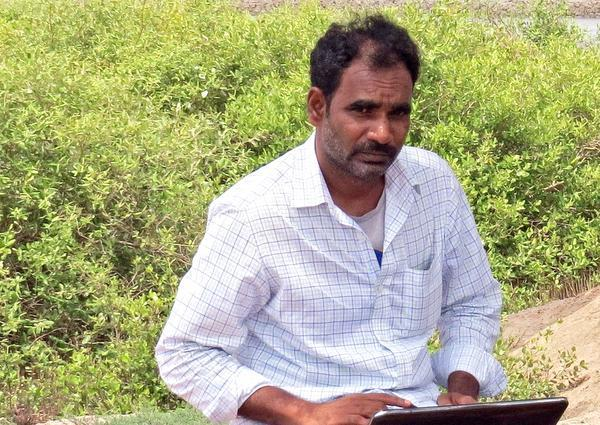 A Appa Rao won the Disney Conservation Hero Award for his contribution in restoration of Krishna mangroves.