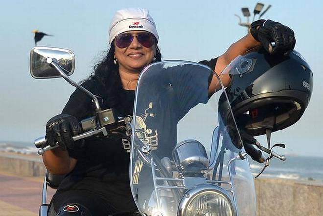 An exercise in learning Biker Vaishali More.