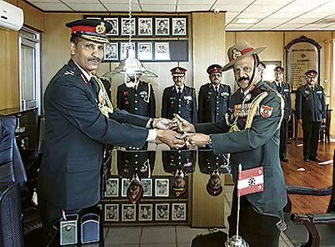 Appointment Lt Gen YVK Mohan